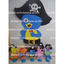 Kit Decoração Backyardigans Pirata