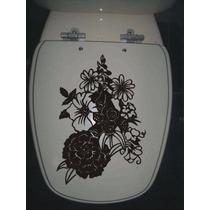 Adesivos Decorativos Para Vaso Sanitário -vários Modelos