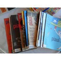 Revista Piauí! Várias! R$ 12,00 Cada!
