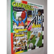 Revista Futebol Guerin 2006 Extra 1 Poster Ibrahimovic