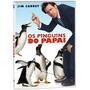 Dvd Original Do Filme Os Pinguins Do Papai ( Jim Carrey)