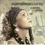 Cd Capoeira Canto Na Areia Carolina Soares