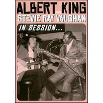 Albert King With Stevie Ray Vaughan: In Session Dvd Importad