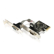 Placa Pci-express X1 2p Serial Low Profile Comtac 9134