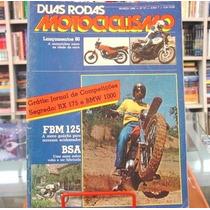 Revista Duas Rodas - N° 57 Ano 7 - Março 1980