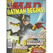 Revista Mad #35 - Mythos - Usada - Bonellihq