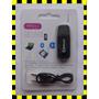 Adaptador De Áudio Receptor De Música Usb Bluetooth Original