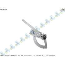 Maquina De Vidro Manual Mercedes-benz 1111 1113 1313 82/90