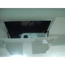Suporte Elevador Telão, Lift Para Projetor 50x50 De Luxe !,