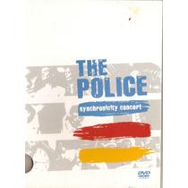 Dvd The Police - Synchronicity Concert - Pac - Novo Lacrado*