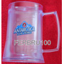 Caneca Cerveja Antarctica (com Gel Entre Paredes - Gela Mais