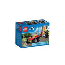 60105 Lego City Veículo Off-road De Combate Ao Fogo