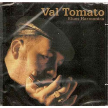 Cd Val Tomato (harmonica) Blues Harmonica
