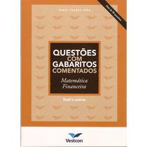 Livro Questões Com Gabaritos Comentados Fabio Caldas Cres