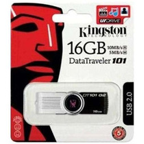Pen Drive Kingston 16 Gb Original Lacrado Com Frete Gratis