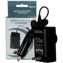 Carregador P/ Bateria Panasonic Vw-vbk180 Vbk360 Tm80 H101
