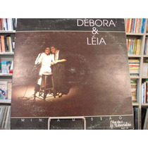 Lp - Débora E Léia - Minha Missão - 1996