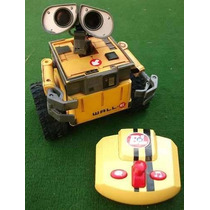 Wall-e Robô Fala Anda Dança E Mexe Os Braços Walle Robozin
