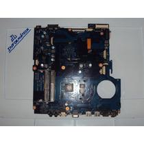 Placa Mãe Para Notebook Samsung-rv415