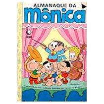 Almanaque Da Monica Nº 6 Ed Globo Raríssimo