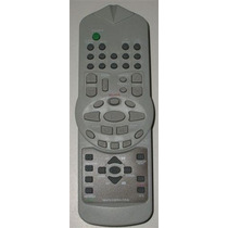 Controle Remoto Para Tv C/ Video Cassete Dueto Philco Pcr 90