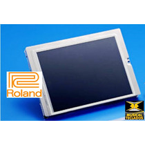 Lcd Display Original Teclado Roland G70 Completo C/ Touch