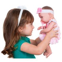 Bebê Recém Nascido Boneca Baby Ninos Cotiplas - Ref 2032