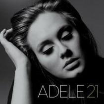 Cd Adele - 21 Lacrado Original E A Pronta Entrega