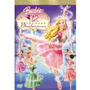 Barbie Em As 12 Princesas Bailarinas - Dvd Semi-novo