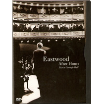 Dvd Eastwood - After Hours - Live At Carnegie Hall - Novo***