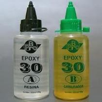 Cola Epoxy Pro-br De 30min. C/ 200ml - Fabmodelismo