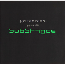 Cd Joy Division - Substance 1977-1980 (importado) 17 Faixas