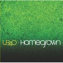 **ub 40 **homegrown (cd)