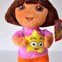 Dora Aventureira Pelúcia 35 Cm Frete Barato **pronta Entrega