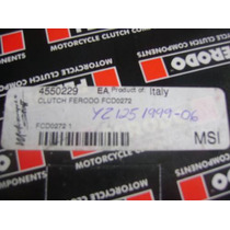 Discos De Embreagem Para Yamaha Yz125 Yz 125 Motocross