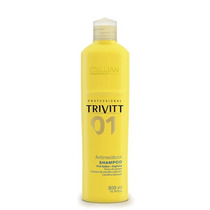 Trivitt Profissional - Shampoo Anti-residúos Nº 01 - 300ml.