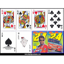 Nascar - Baralho / Cartas Do Piloto Jeff Gordon (pp 17)