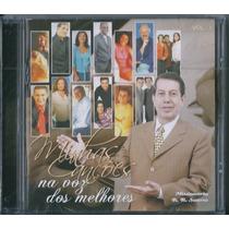 Cd Minhas Canções Na Voz Dos Melhores - Vol 1 - R R Soares