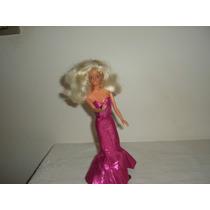 Linda Barbie Antiga Estrela