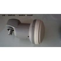 Marca Sharp - Lnb - Simples - Preço Unid. R$ 12,50