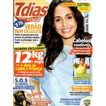 7 Dias Com Você 333 * 22/10/09 * Camila Pitanga