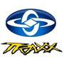 Protetor Escapamento Traxx Star 50 Cil
