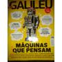 Revista Galileu N.2381-05/2011-máquinas Que Pensam