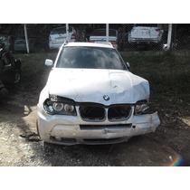 Bmw X3 Sucata / Motor / Cambio / Peças / Lataria