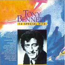 Cd Tony Bennet - 14 Special Hits