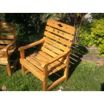 Cadeira / Poltrona Rustica Artesanal - Em Oferta!!!!