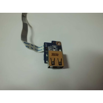 Placa Usb Do Notebook Lenovo G480 Ls-7982p Nova