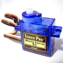 Micro Servo Tower Pro 9g /1.6kg/0.12sec - Hobbyfriends