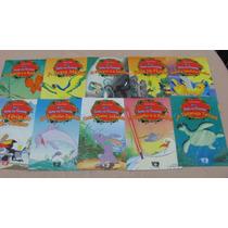 Coleção Festa Na Floresta 10 Volumes Frete Gratis