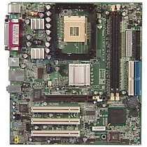 Placa Mãe Intel Hp Ms-6541 Rev. 1.0 Socket 478